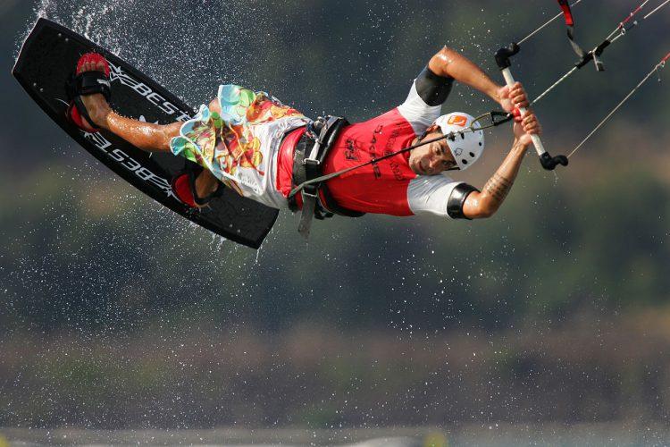 Utrustning för kiteboarding