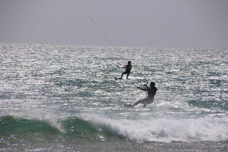 Kiteboarding i Sverige