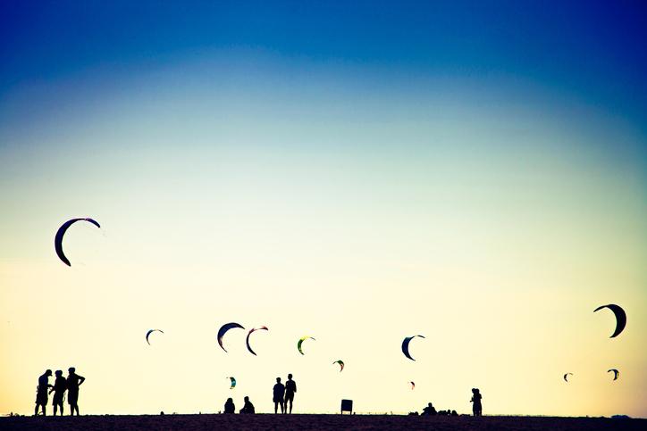 Kitesurf kurser i Sverige