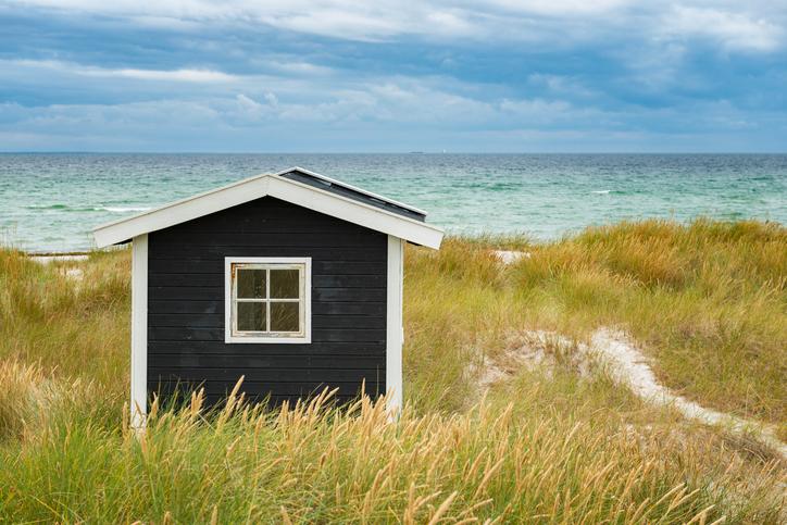 Bra svenska vatten för kiteboarding