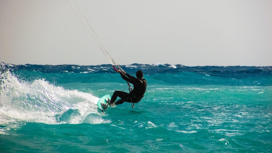 Köpa kiteboard - Så ska du tänka